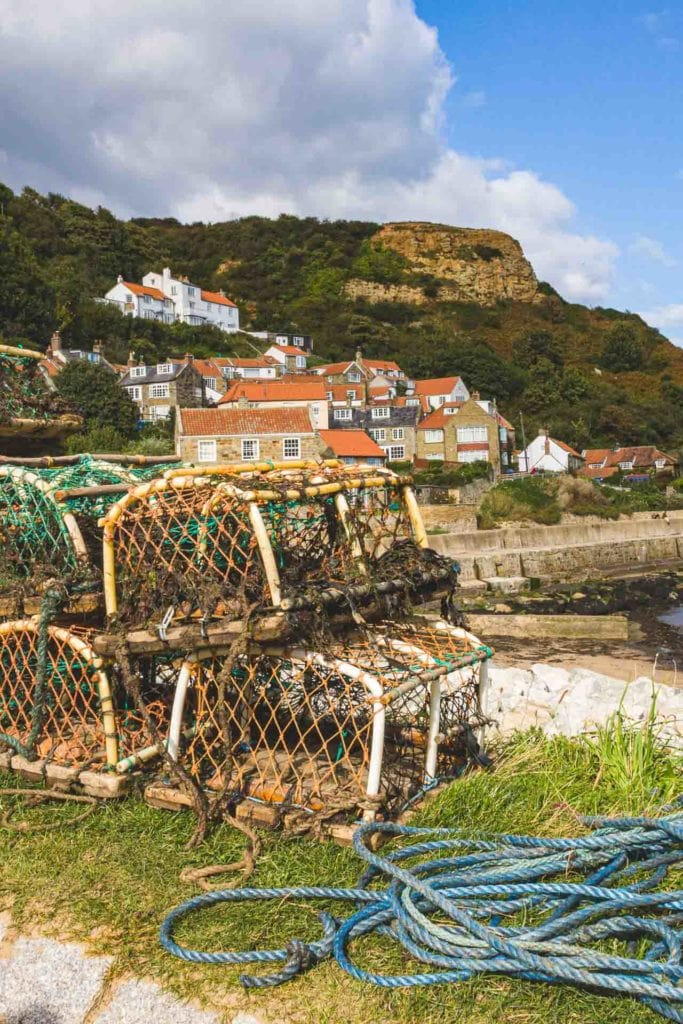 Runswick Bay, North Yorkshire, holiday cottages, self catering, cottages, yorkshire, coast, country