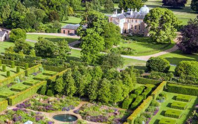 Scampston Hall and Walled Gardens