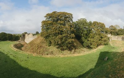 A Visit to Pickering Castle