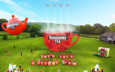 Yorkshire Tea – the number 1 tea in the UK