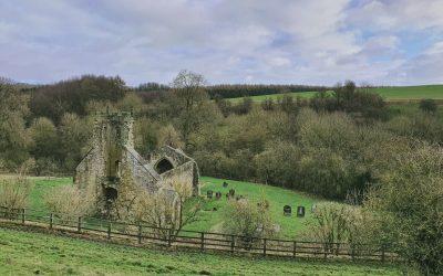 Wharram Percy Medieval Village