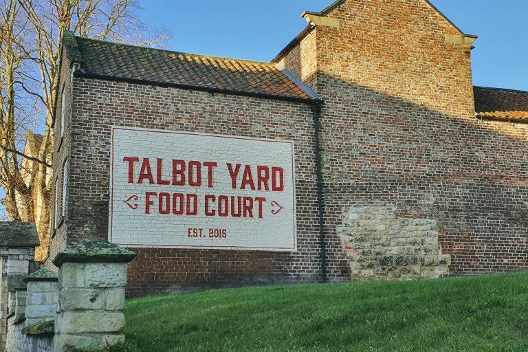 talbot yard, malton, food, north, yorkshire