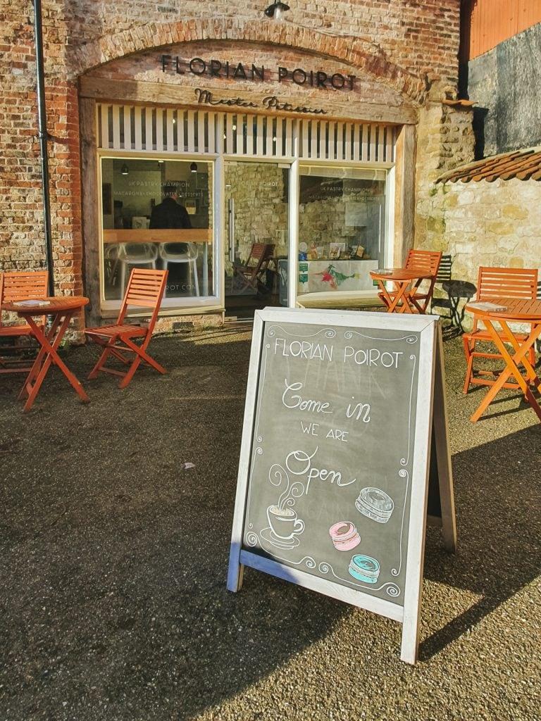 florian poirot, talbot yard, malton, food, north, yorkshire
