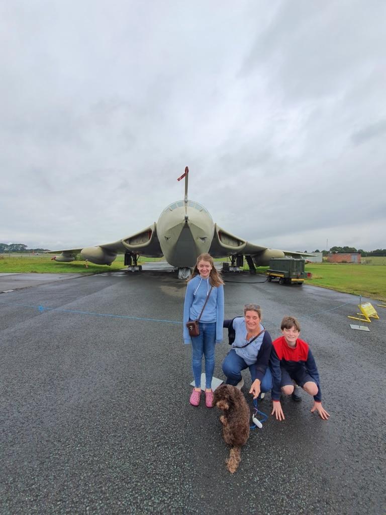 yorkshire aire meuseum, days out, visit cliff, stay at cliff, yorkshire, family days out, north yorkshire, things to do, yorkshire air museum, rainy day